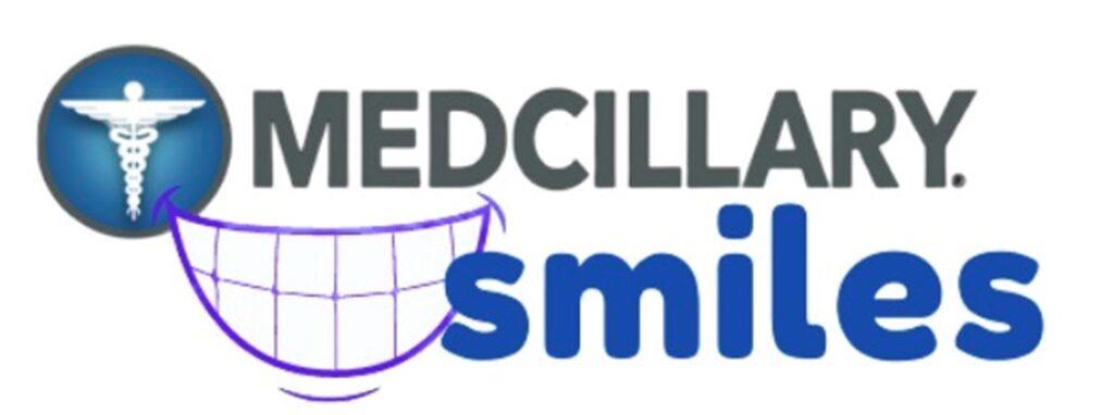 Medcillary Smiles Logo.